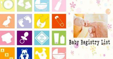 Best Baby Registry List