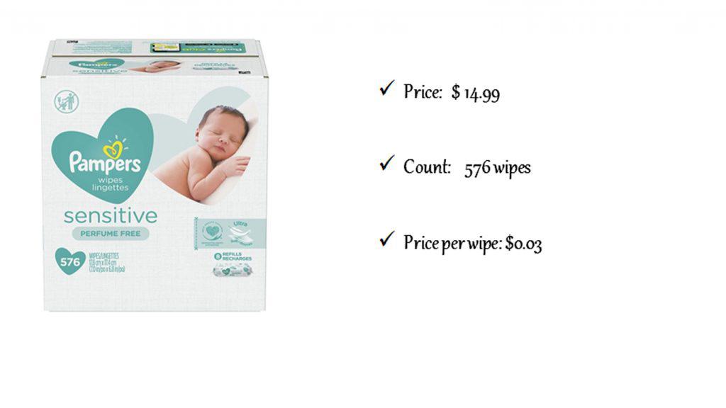 Top 5 Best Baby Wipes