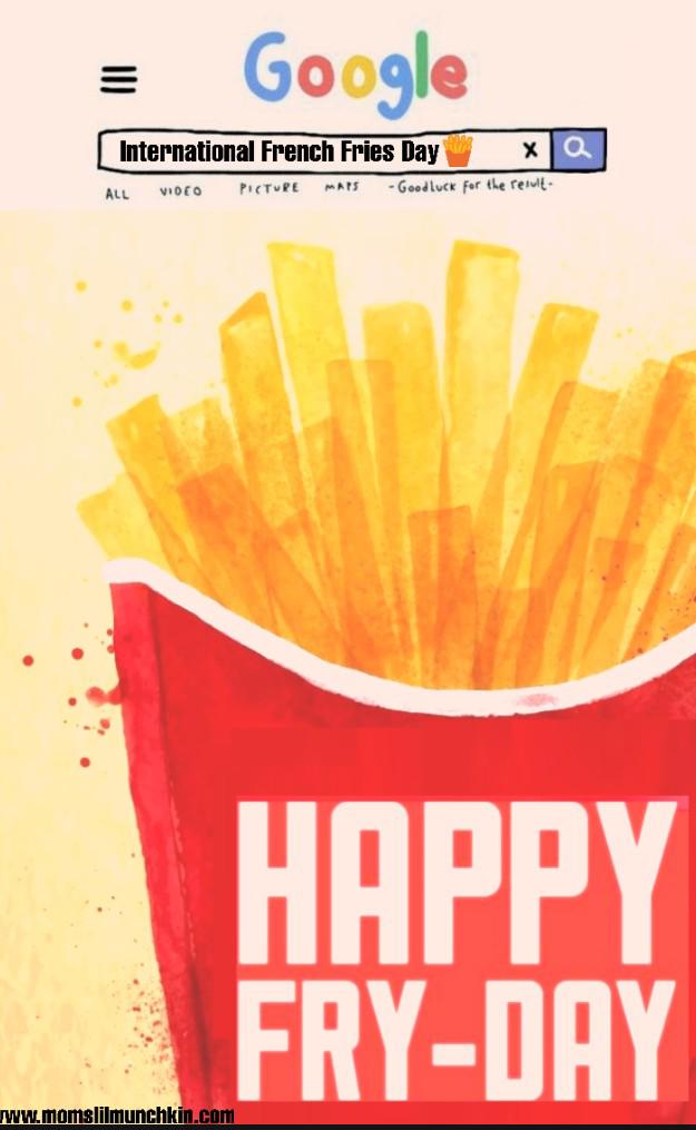 International French Fries Day 2021
