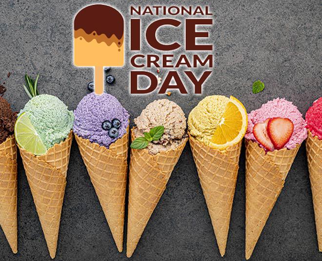 International Ice cream day