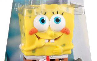 PlayMonster Burping Spongebob Squarepants Game Yellow